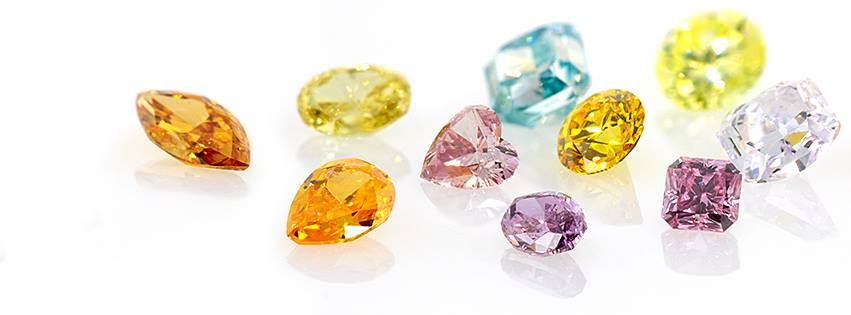 Image 2 of Colored Diamond Engagement Rings: What's the Buzz?