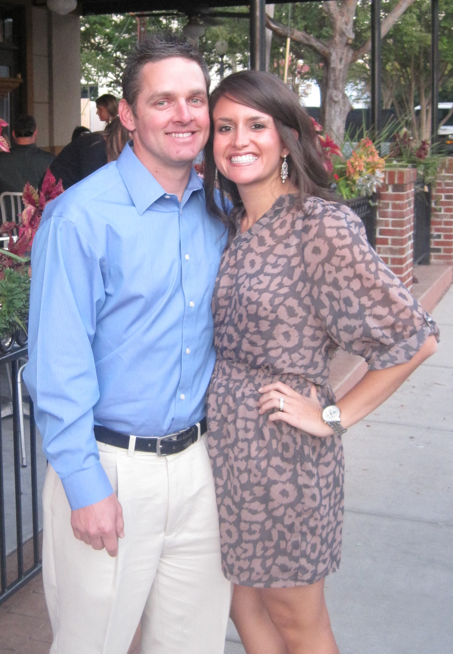 Image 1 of Nina and Mark