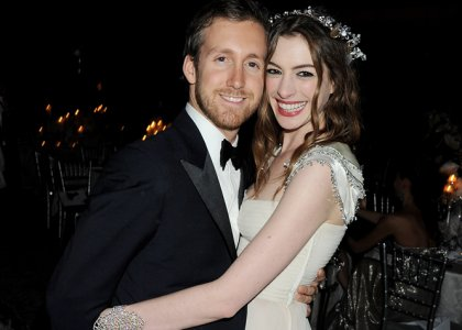 Anne Hathaway Gets Engaged