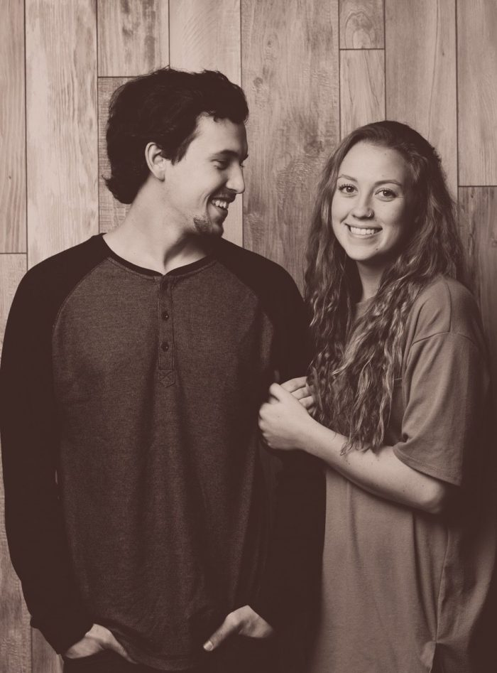 Image 1 of Kenzie and Corbyn