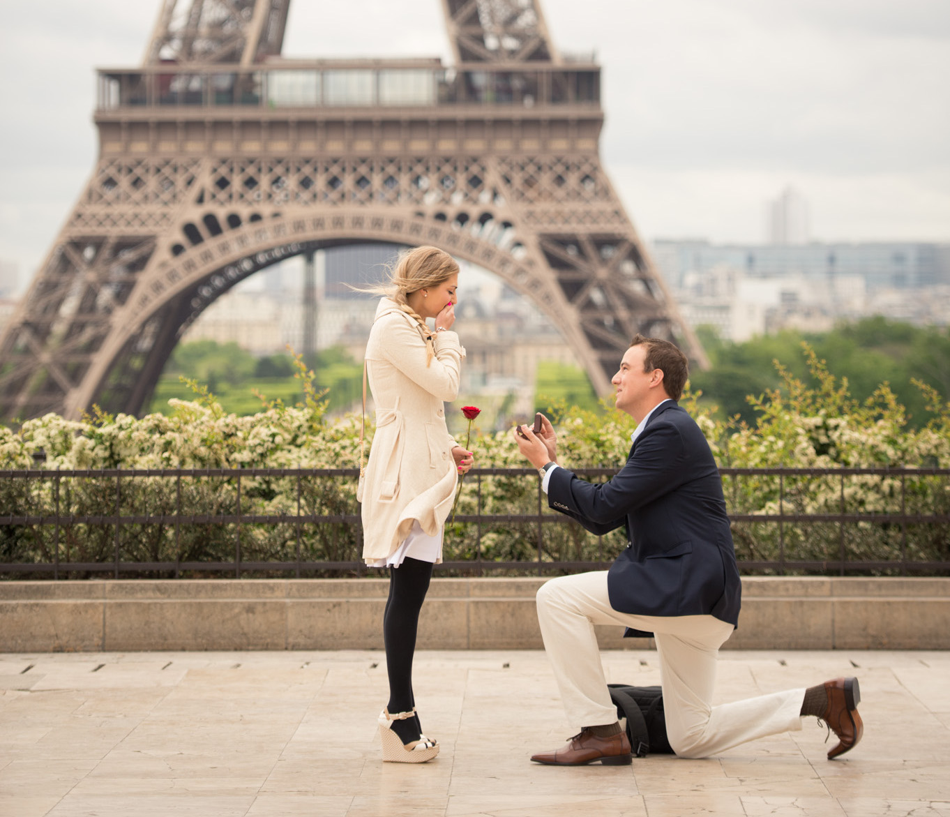 Engagement Ring Insurance Abroad