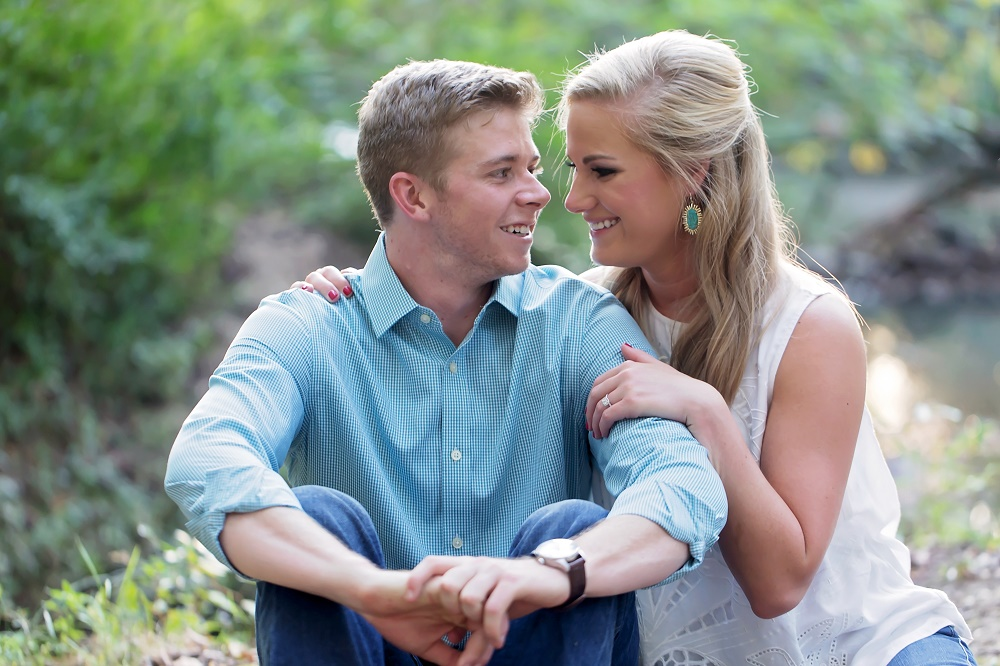 Image 1 of Kelsey and Zach