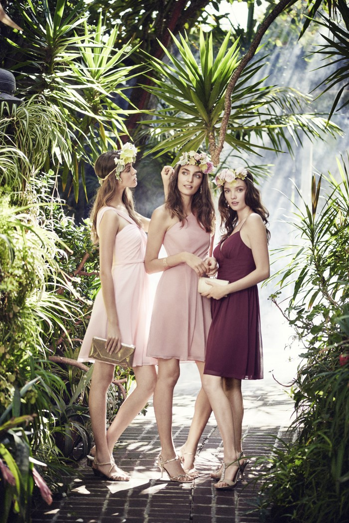 Image 5 of 2016 Bridesmaid Dress Trends with David's Bridal