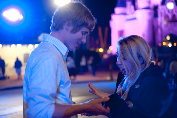 Image 3 of A Magical Disney Marriage Proposal