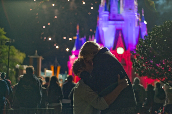 Image 8 of A Magical Disney Marriage Proposal