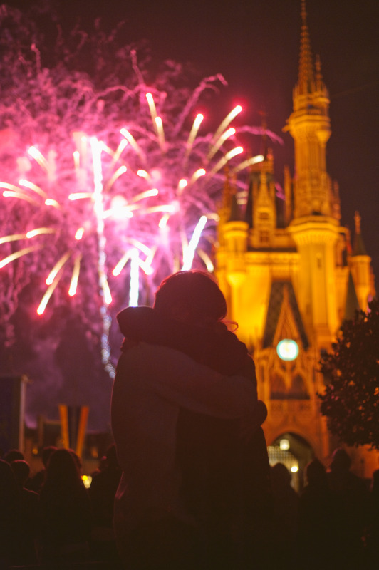 Image 1 of A Magical Disney Marriage Proposal