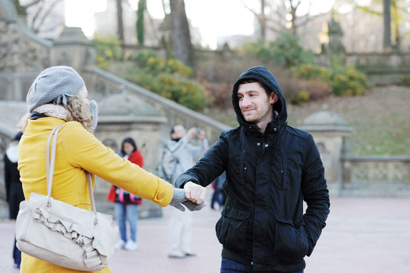 Image 6 of Danielle and Ron | Central Park Proposal
