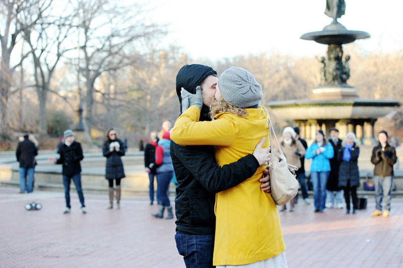 Image 11 of Danielle and Ron | Central Park Proposal