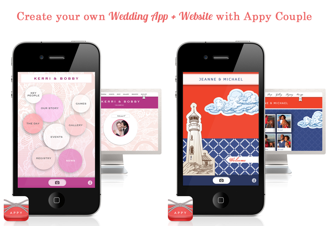 Image 3 of Create your own Wedding App + Website with Appy Couple