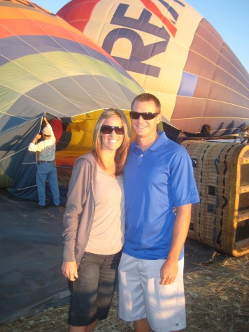 Image 3 of Julie & Kyle   Hot Air Balloon Proposal   Condor's Nest
