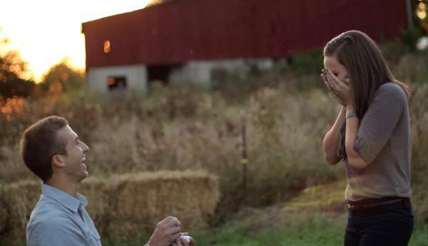 Image 6 of Amazing Proposal Video: Tina and James