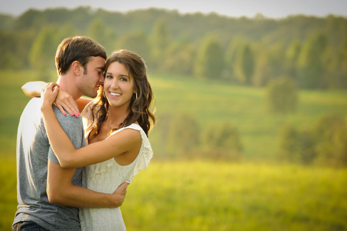 Image 1 of Lindsey and Mark | College Sweethearts