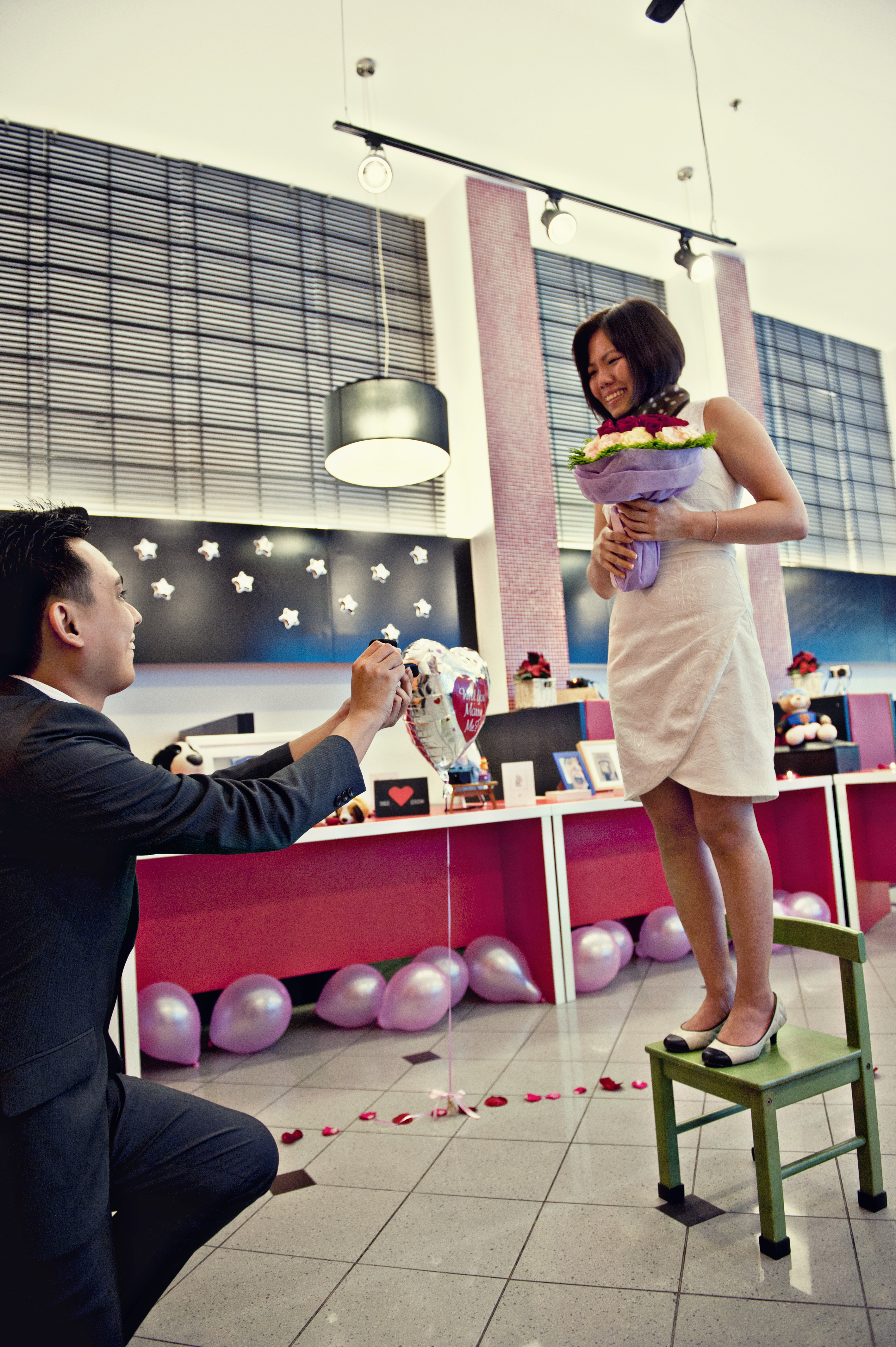 Image 6 of Jen + Khim Proposal; 7 Years to Call You my Wife