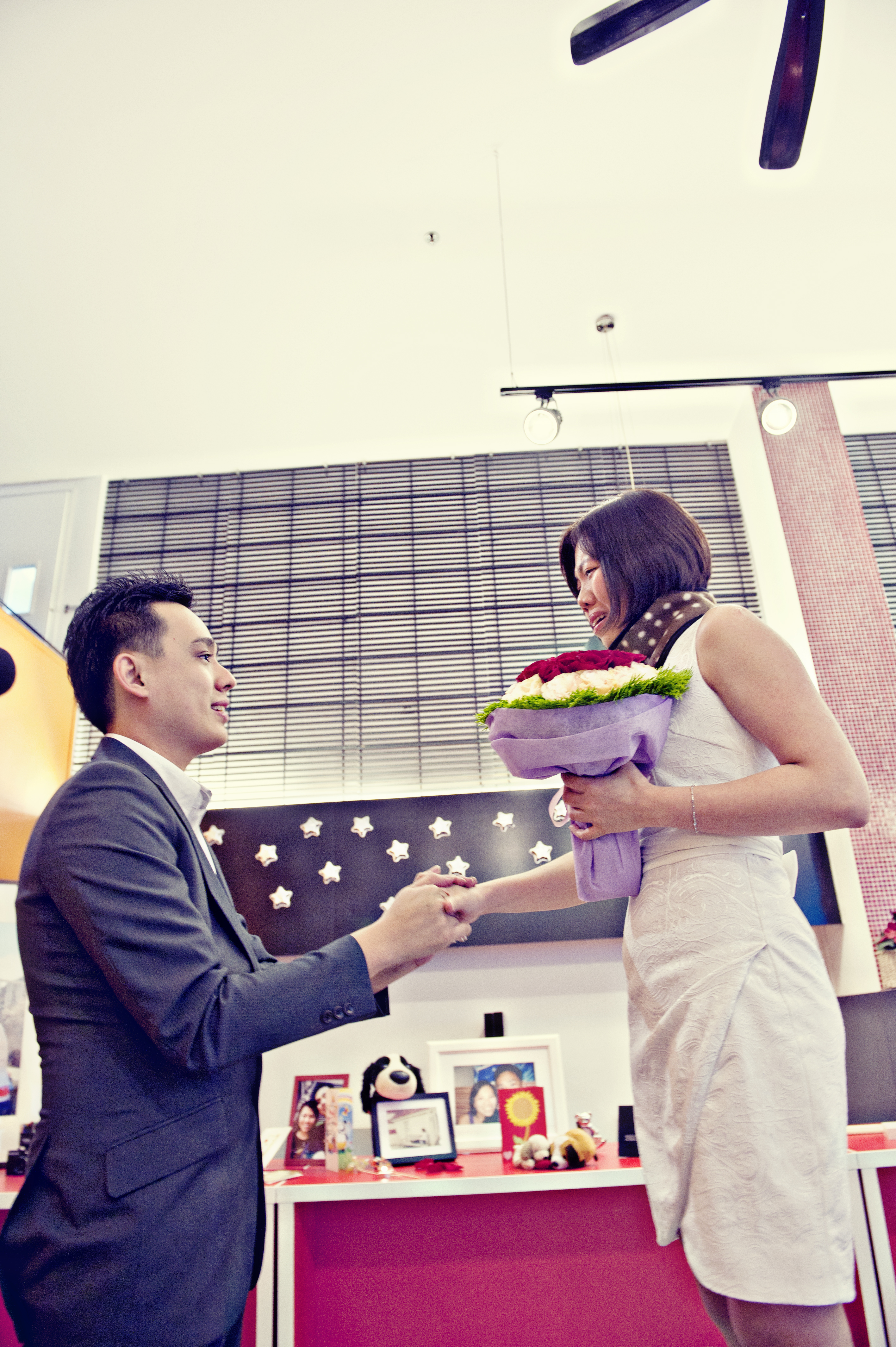 Image 7 of Jen + Khim Proposal; 7 Years to Call You my Wife