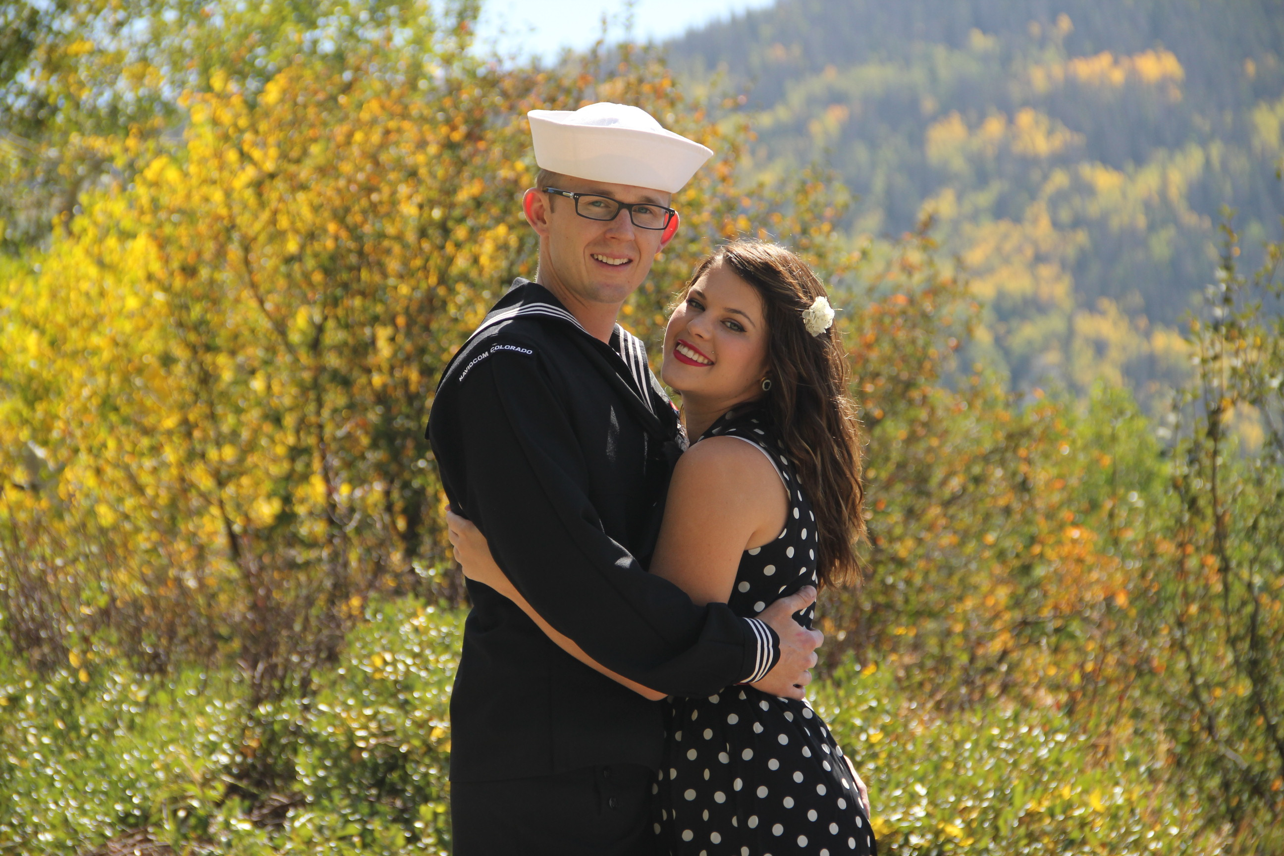 Image 1 of Navy Marriage Proposal; Lacy and Josh