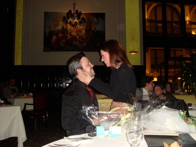 Image 9 of Marriage Proposal on the Menu?