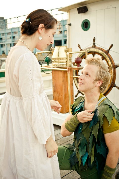 Image 5 of Woman's Childhood Dream Comes True When Boyfriend Dresses up as Peter Pan to Propose to Her