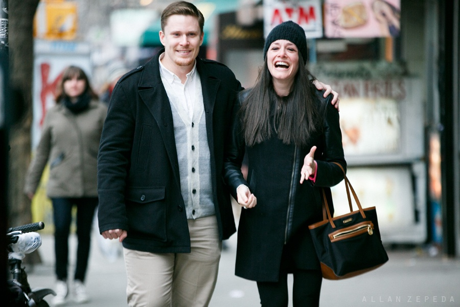 Image 3 of Rachel and Patrick's Proposal in New York City
