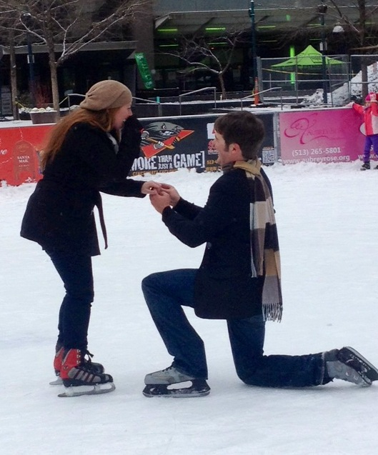 Ice Skating Proposal