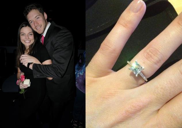 Bachelor Engagement