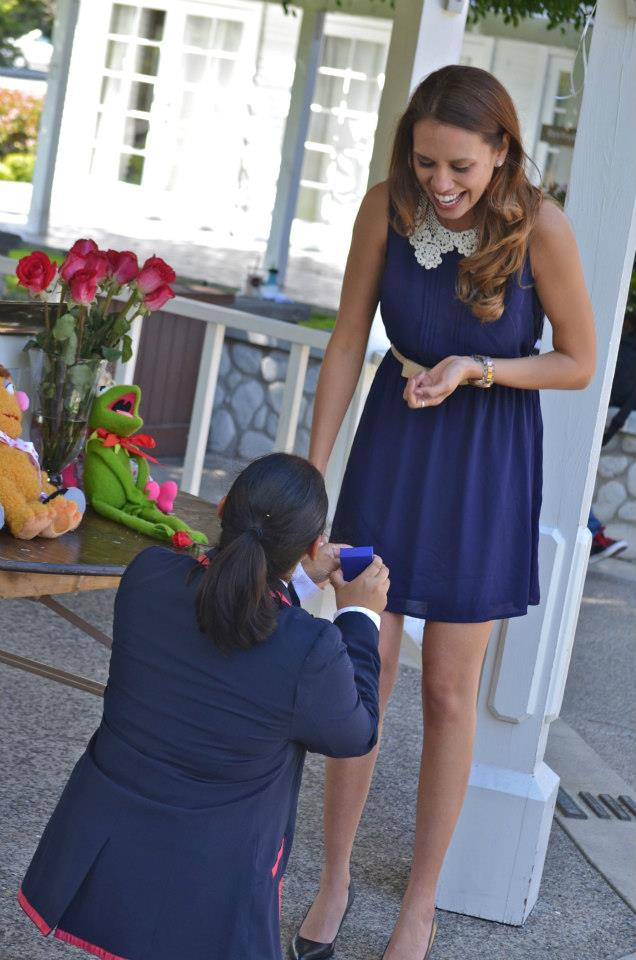 Image 7 of How She Asked: Glee-Inspired Proposal Video