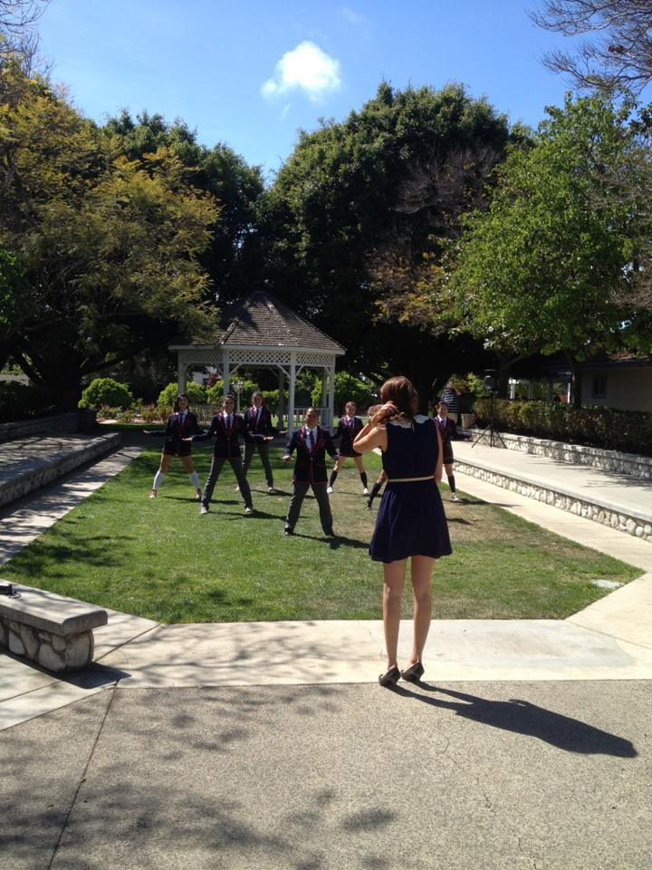 Image 4 of How She Asked: Glee-Inspired Proposal Video