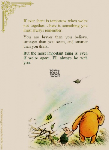 Pooh Love Quotes Entrancing Love Quotes