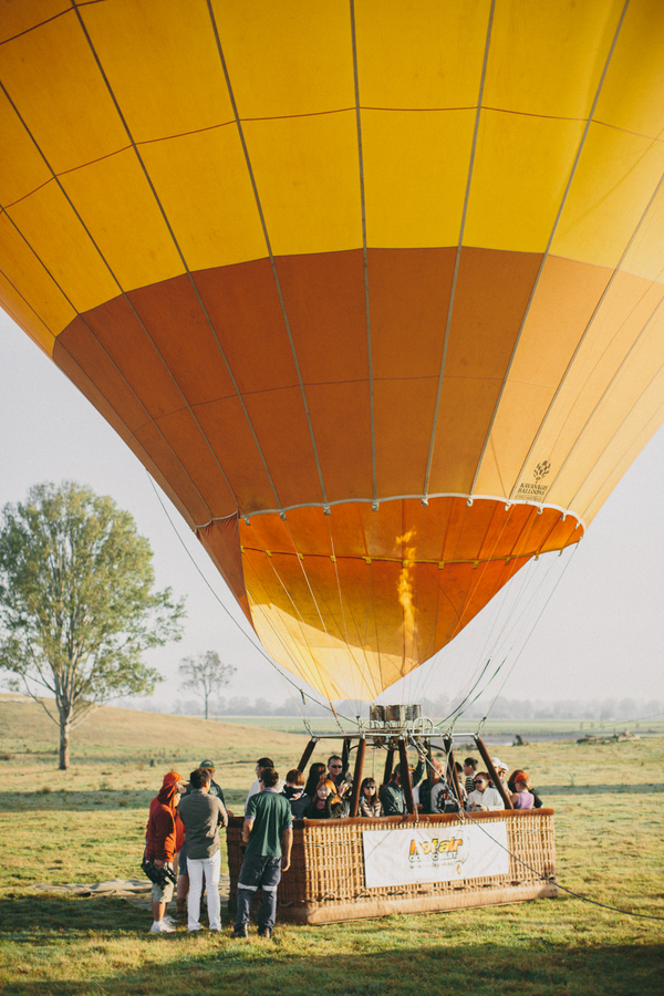 Image 7 of Hot Air Balloon Proposal