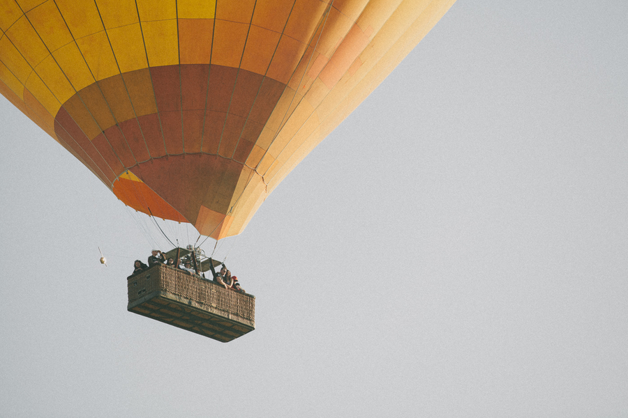 Image 8 of Hot Air Balloon Proposal