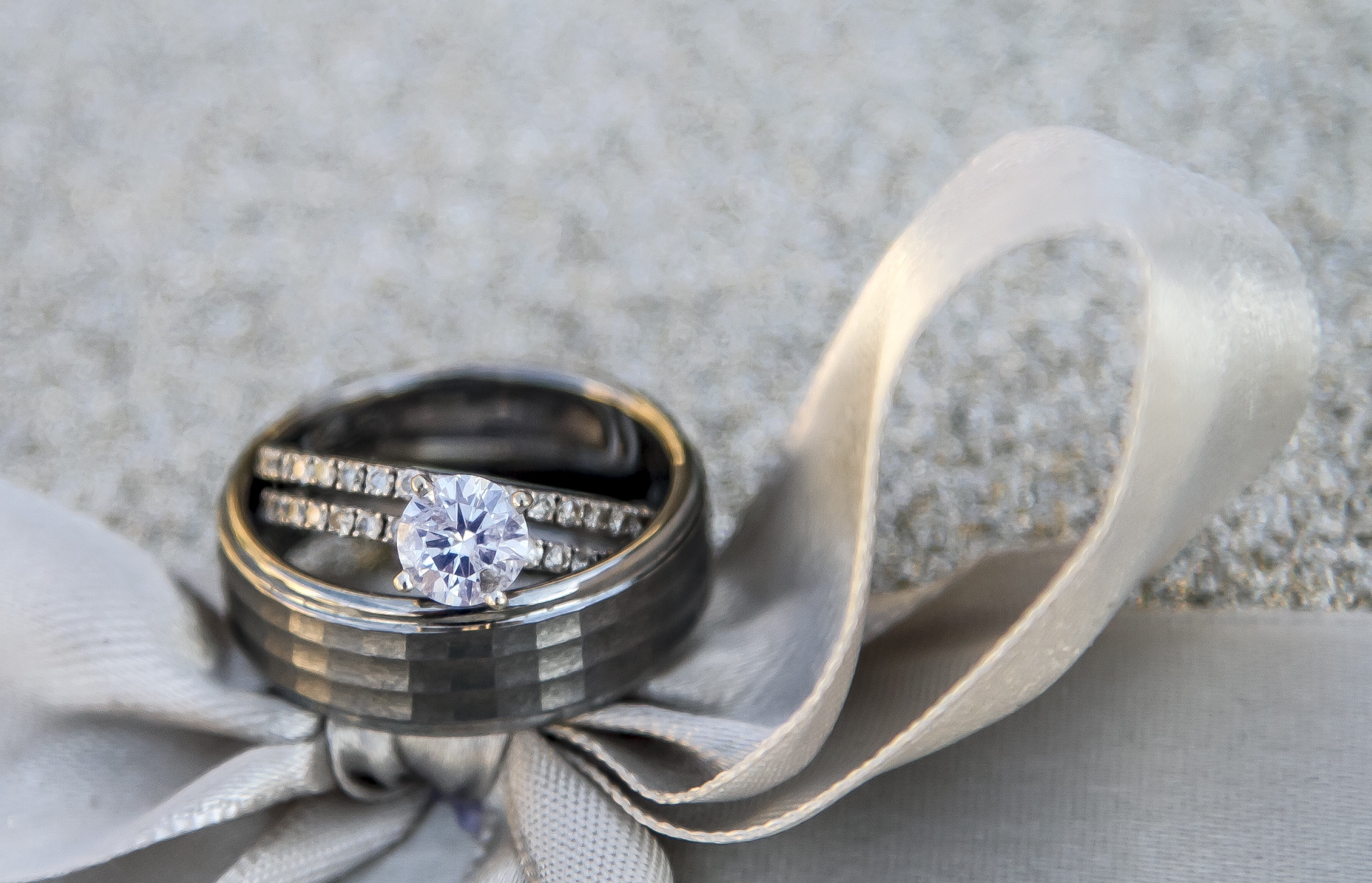 Image 4 of Reader's Rings II; Engagement Ring Photos Submitted by You!