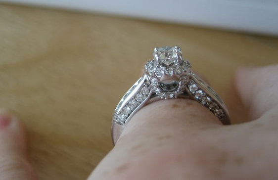 Image 9 of Reader's Rings; Engagement Rings Submitted by You!