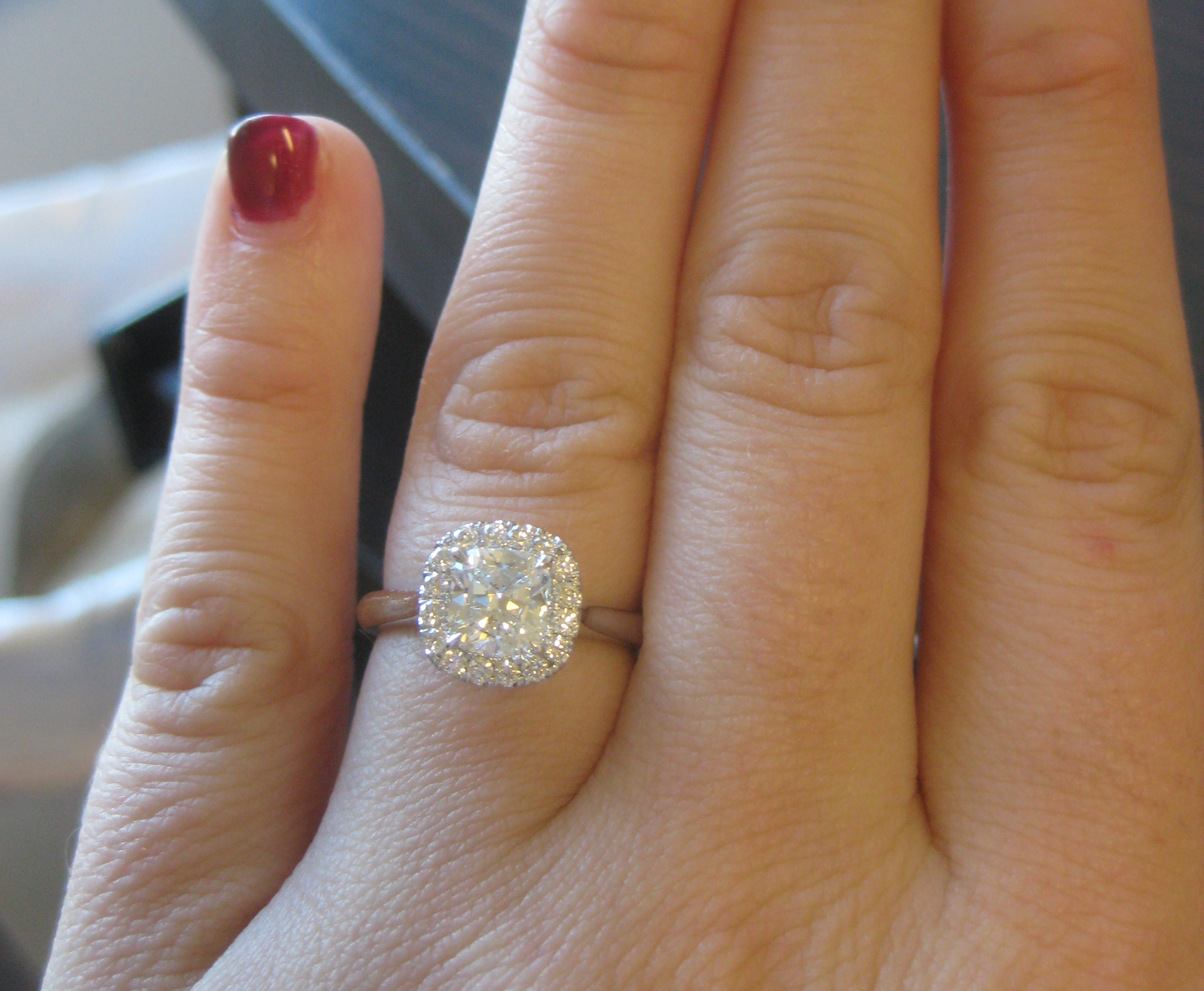 Image 2 of Reader's Rings; Engagement Rings Submitted by You!