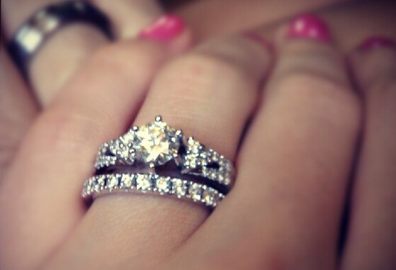 Image 5 of Reader's Rings; Engagement Rings Submitted by You!