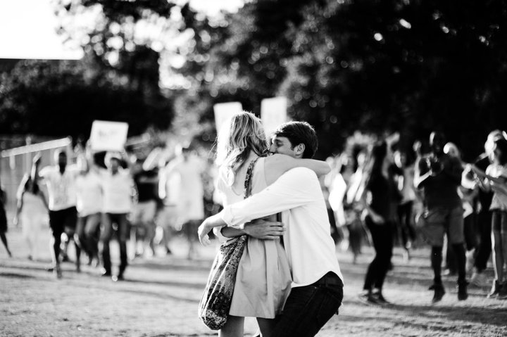 Proposal Black and White