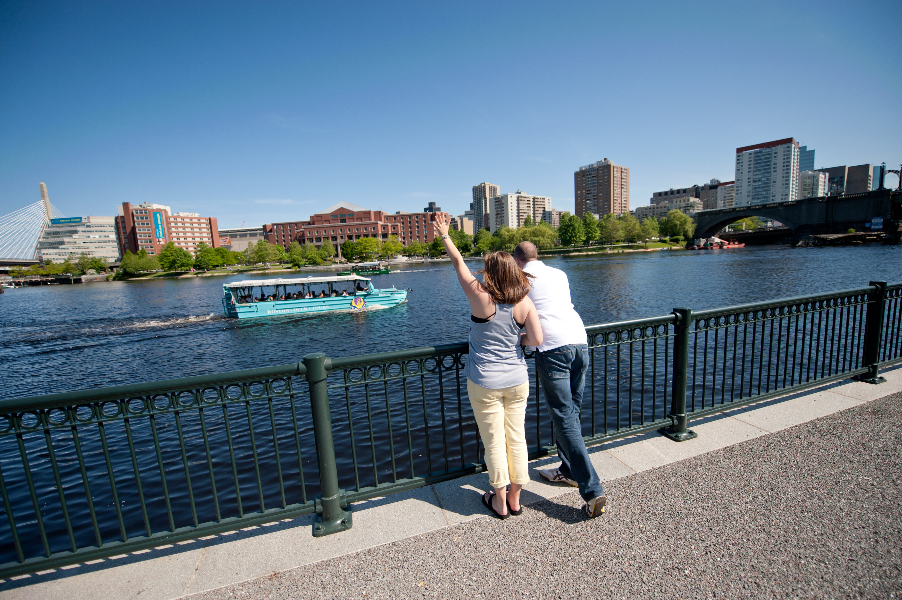 Image 11 of Marriage Proposal on the Charles River