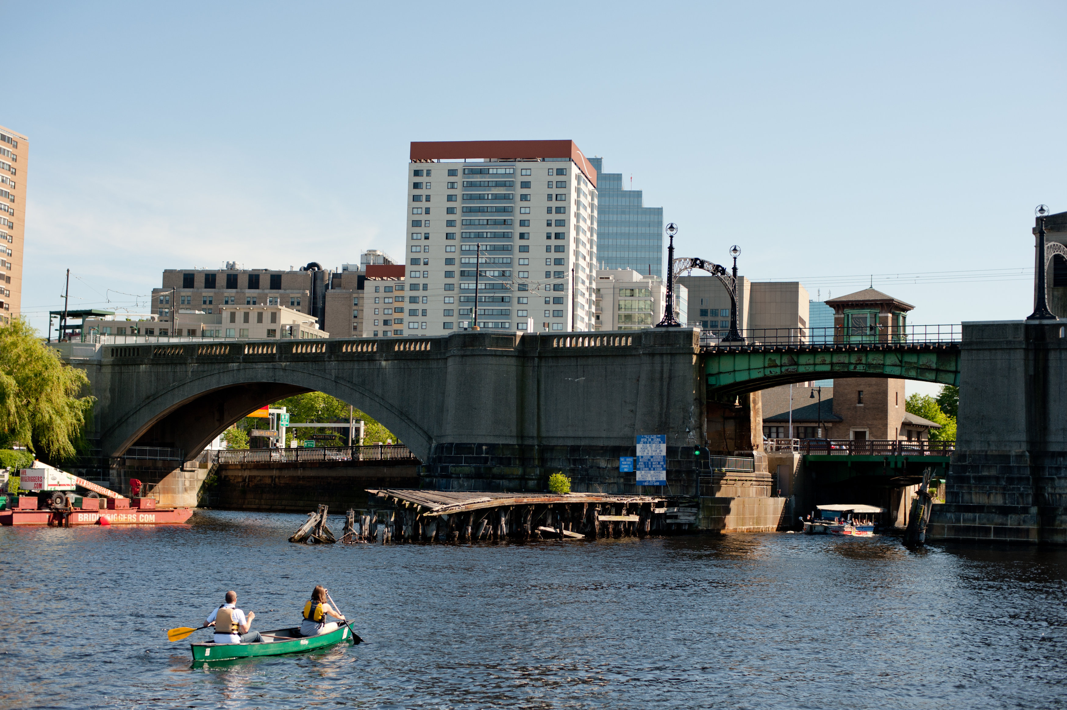 Image 14 of Marriage Proposal on the Charles River