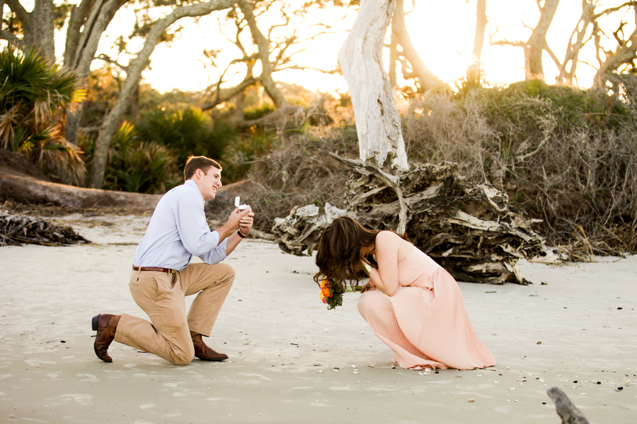 Image 14 of The Cutest Photo Shoot Marriage Proposal You'll Ever See