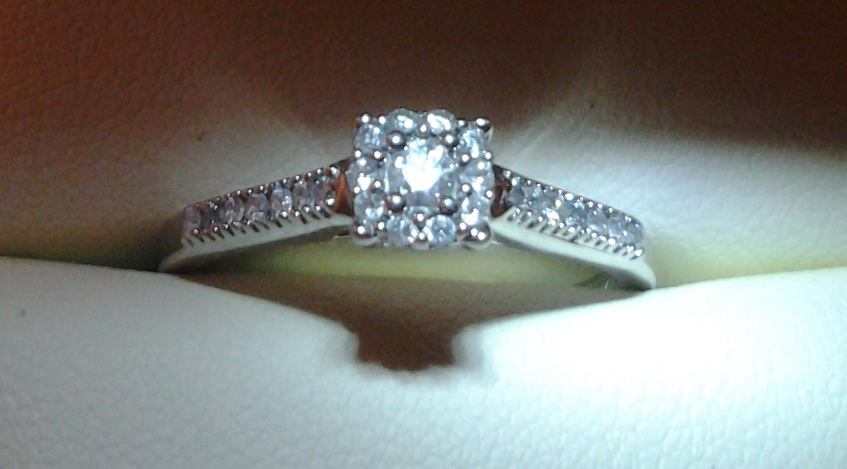 Image 1 of Reader's Rings IV; Engagement Ring Photos Submitted by You!