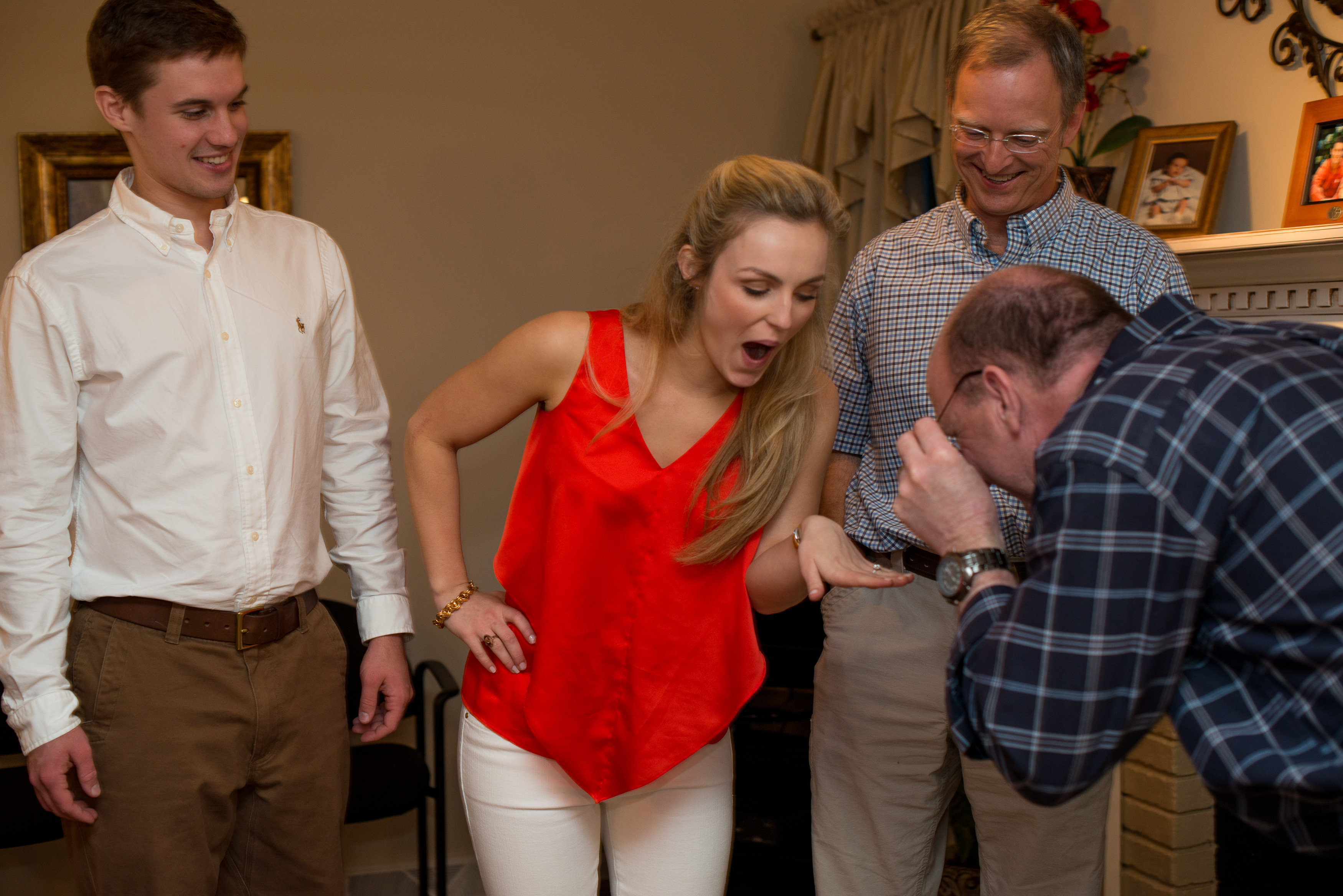 Image 18 of Clemson Marriage Proposal