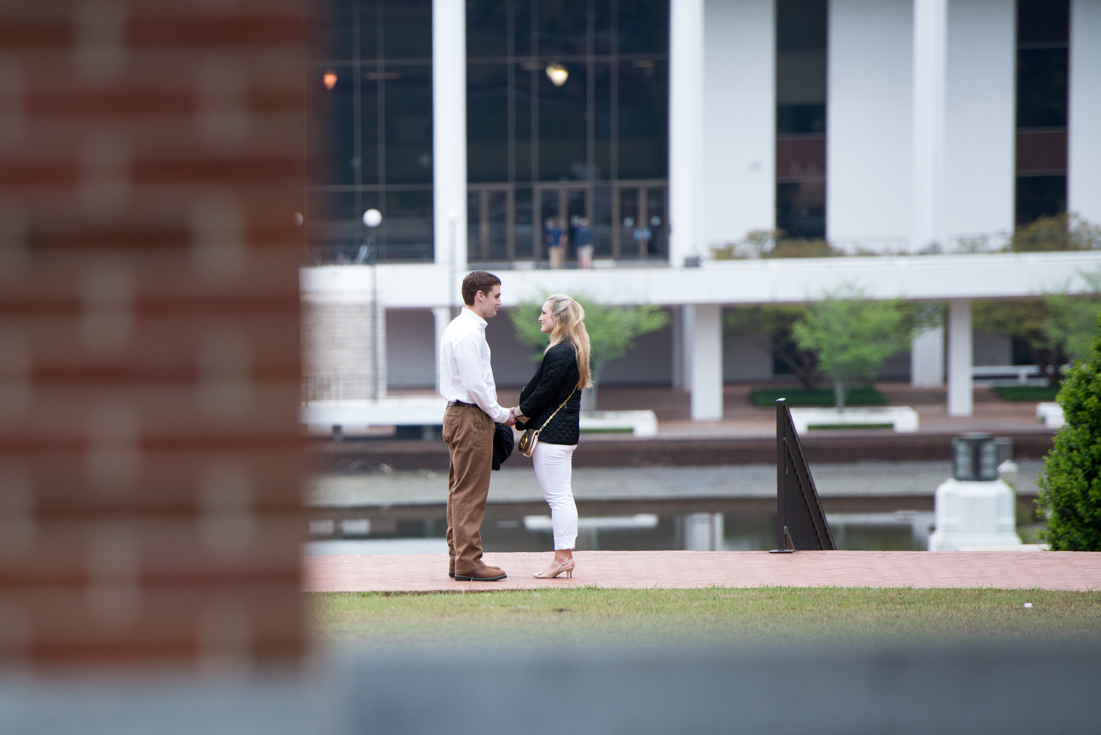 Image 6 of Clemson Marriage Proposal