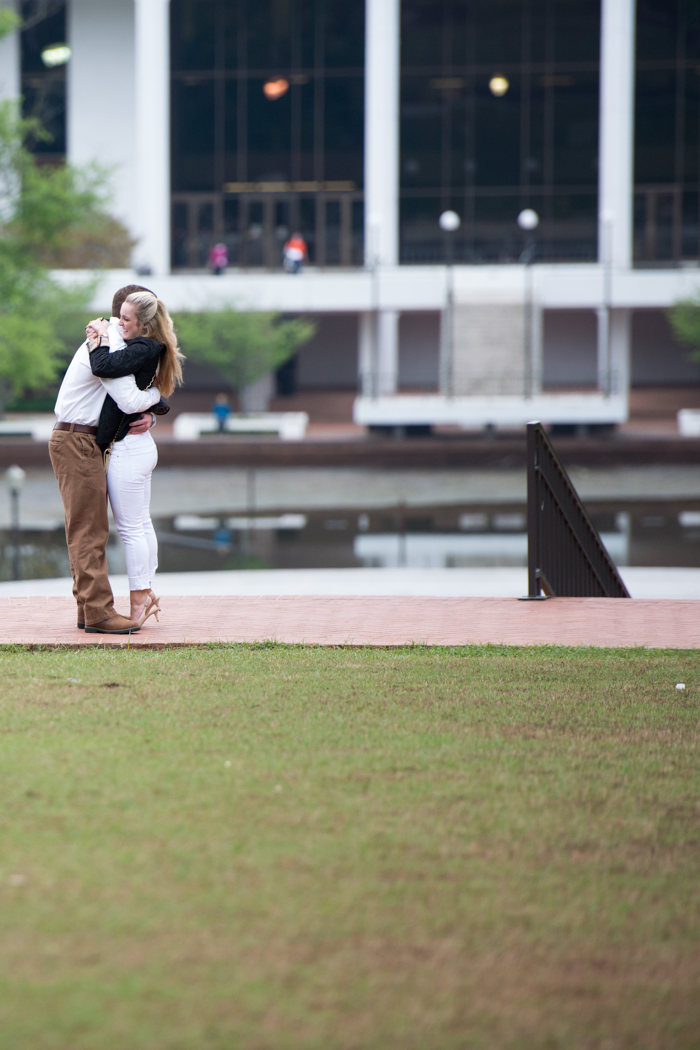 Image 9 of Clemson Marriage Proposal