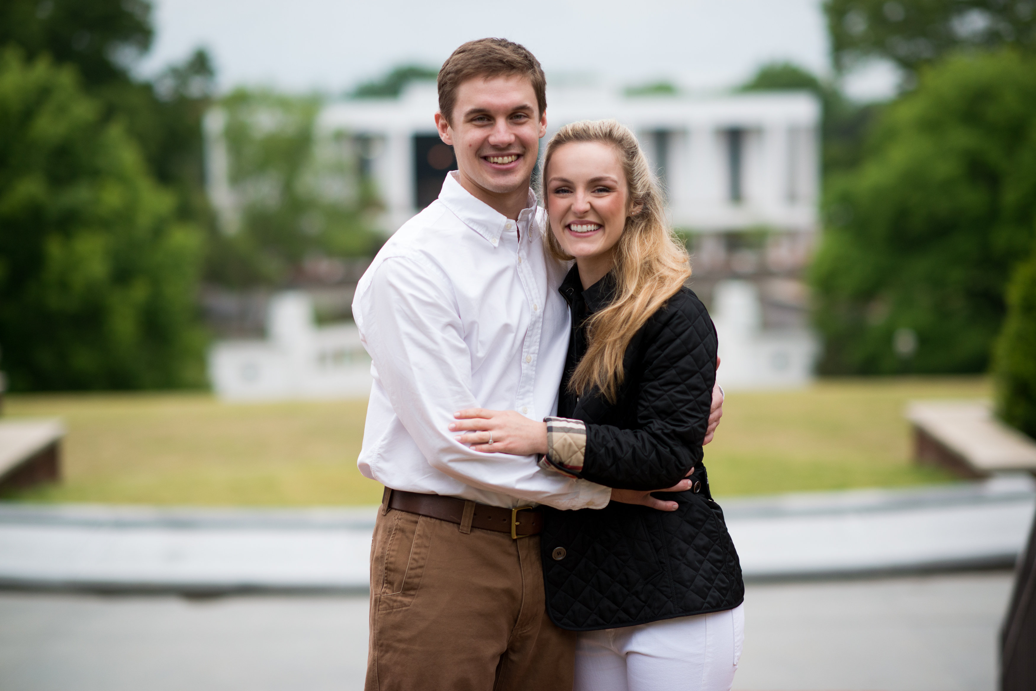 Image 11 of Clemson Marriage Proposal
