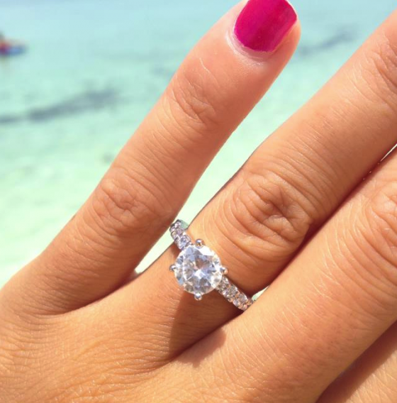 Engagement Ring Photos Submitted By Our Readers