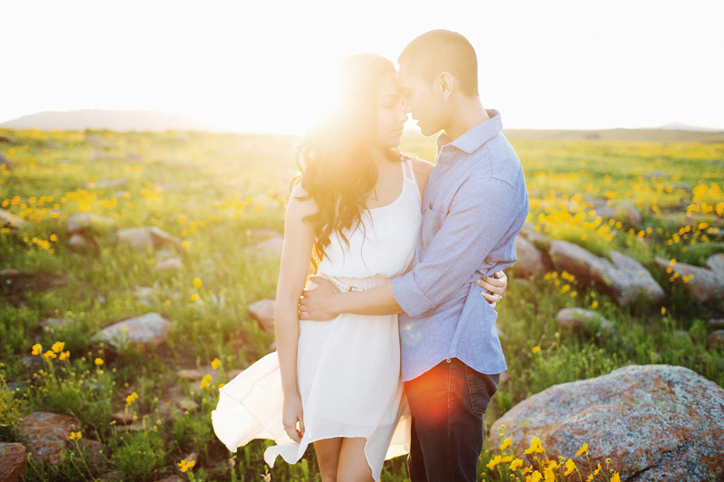 Image 10 of A Stunning Outdoor Marriage Proposal