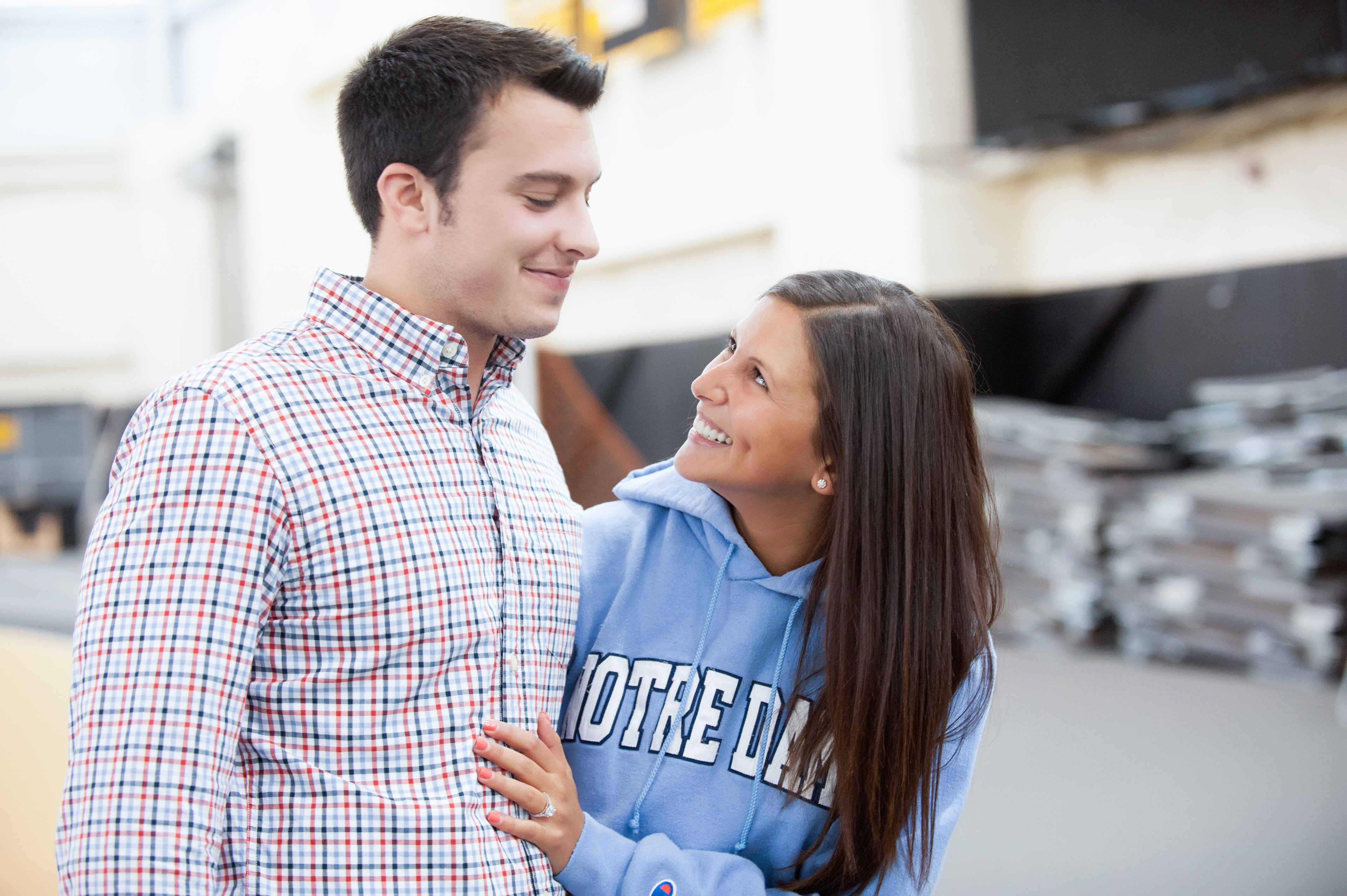 Image 18 of Marriage Proposal at Lacrosse Practice