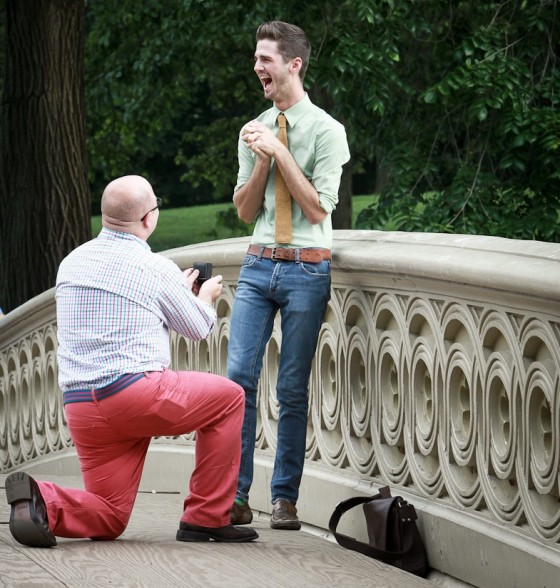 Same- Sex Proposal 3