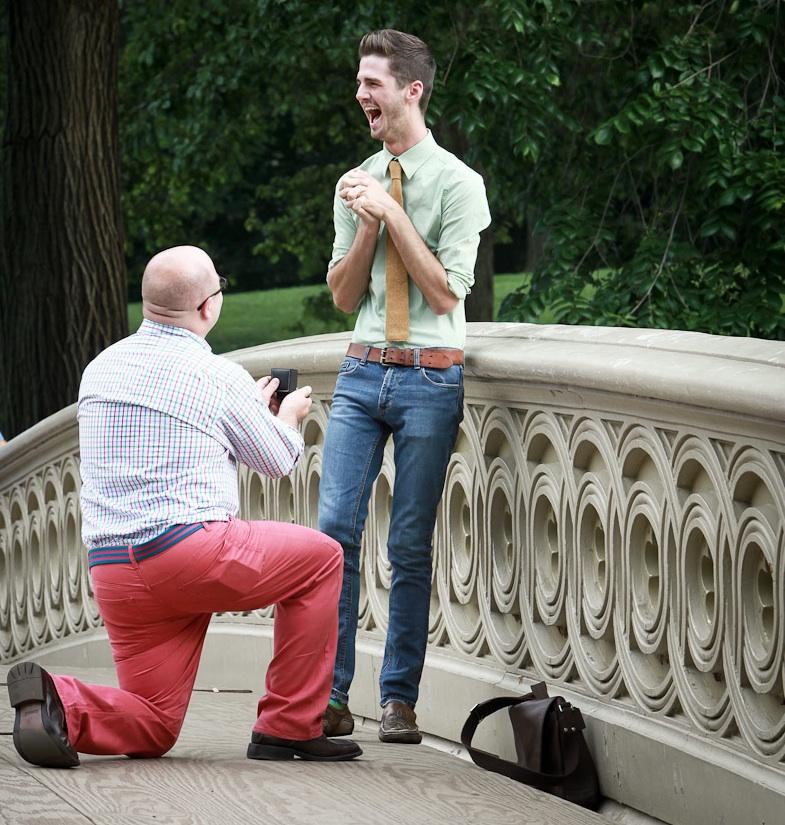 Same- Sex Proposal 3