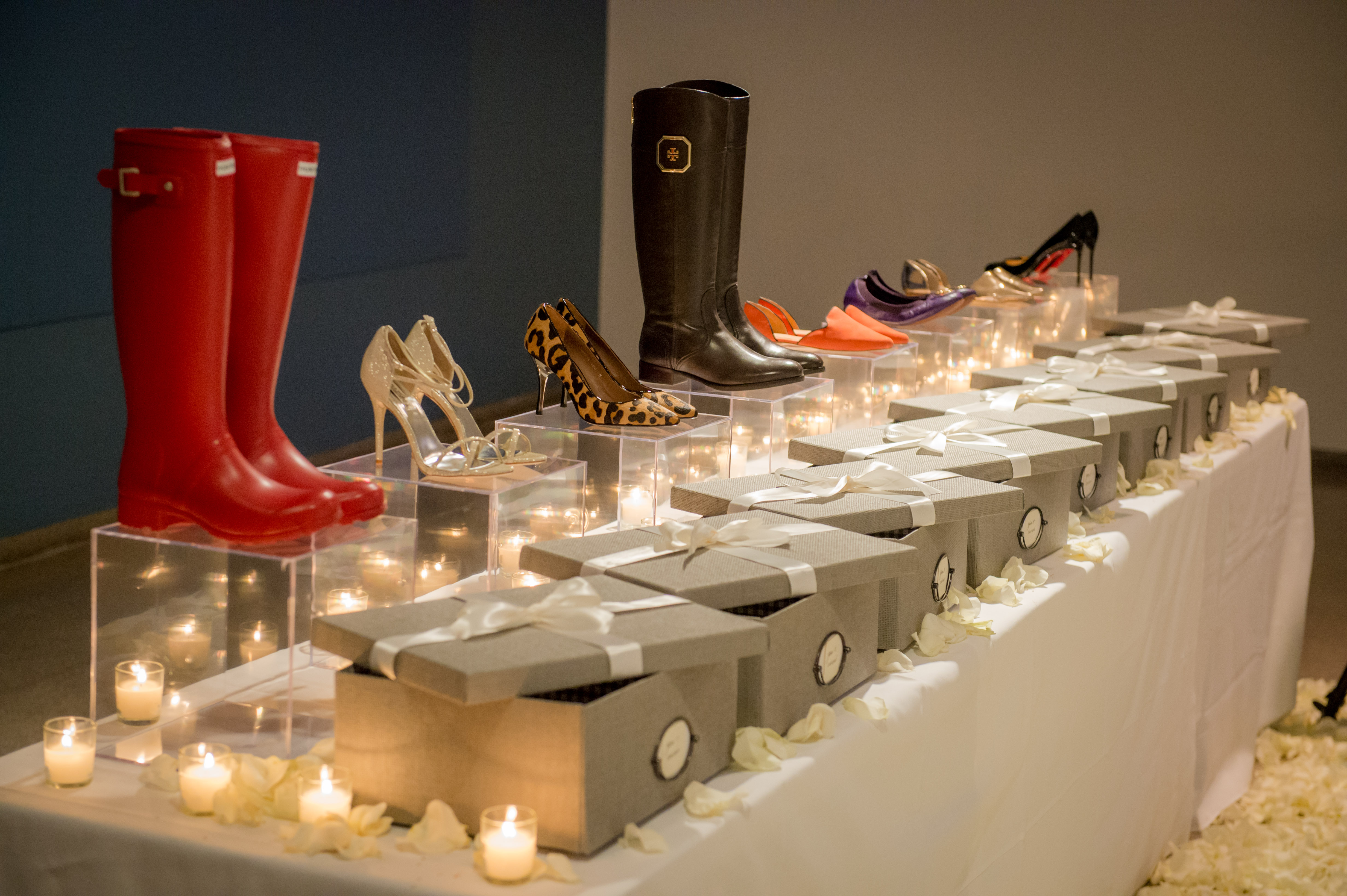 Image 1 of Kelcie and Bo | A Shoe Lover's Dream Proposal