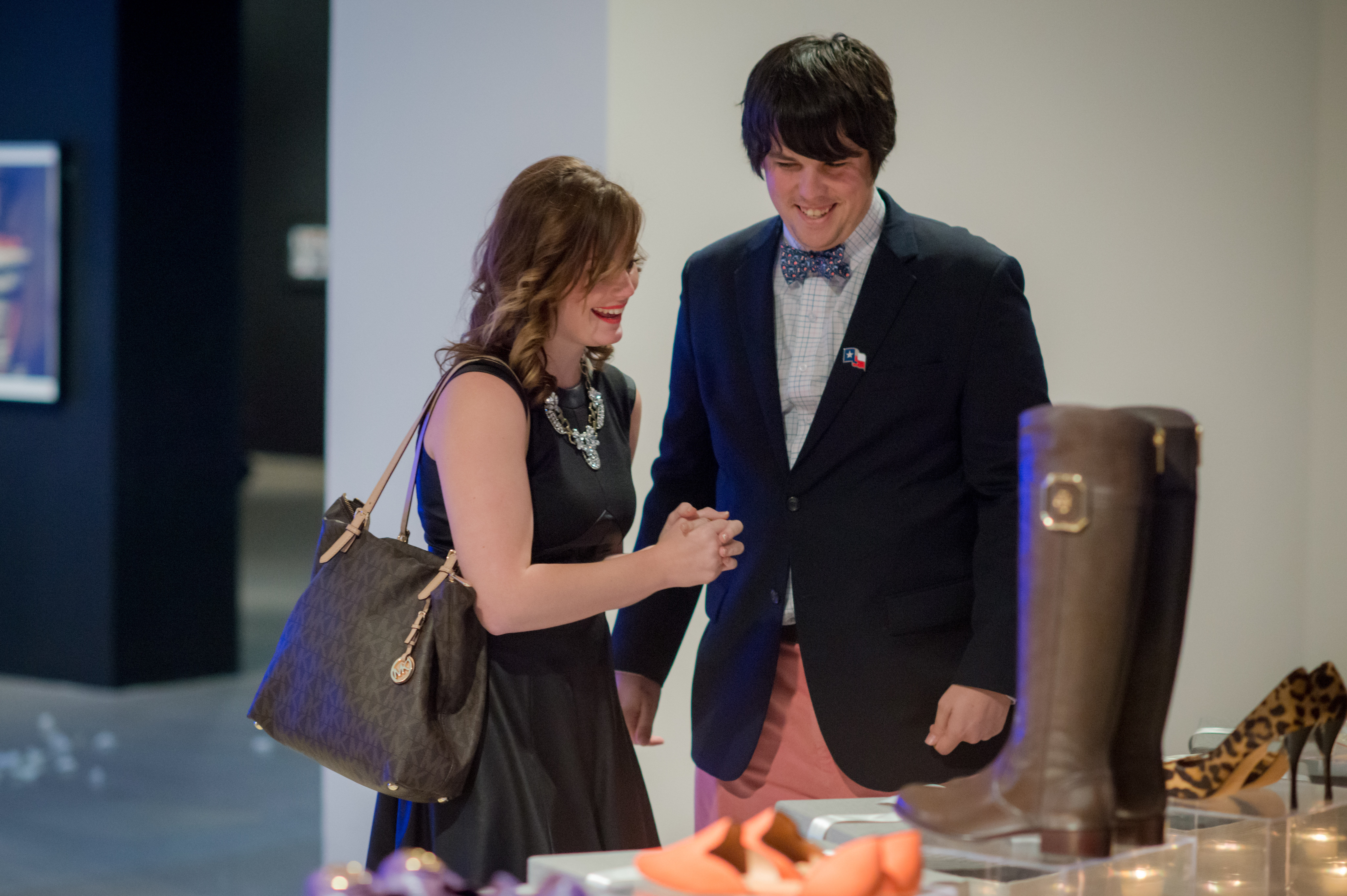 Image 5 of Kelcie and Bo | A Shoe Lover's Dream Proposal