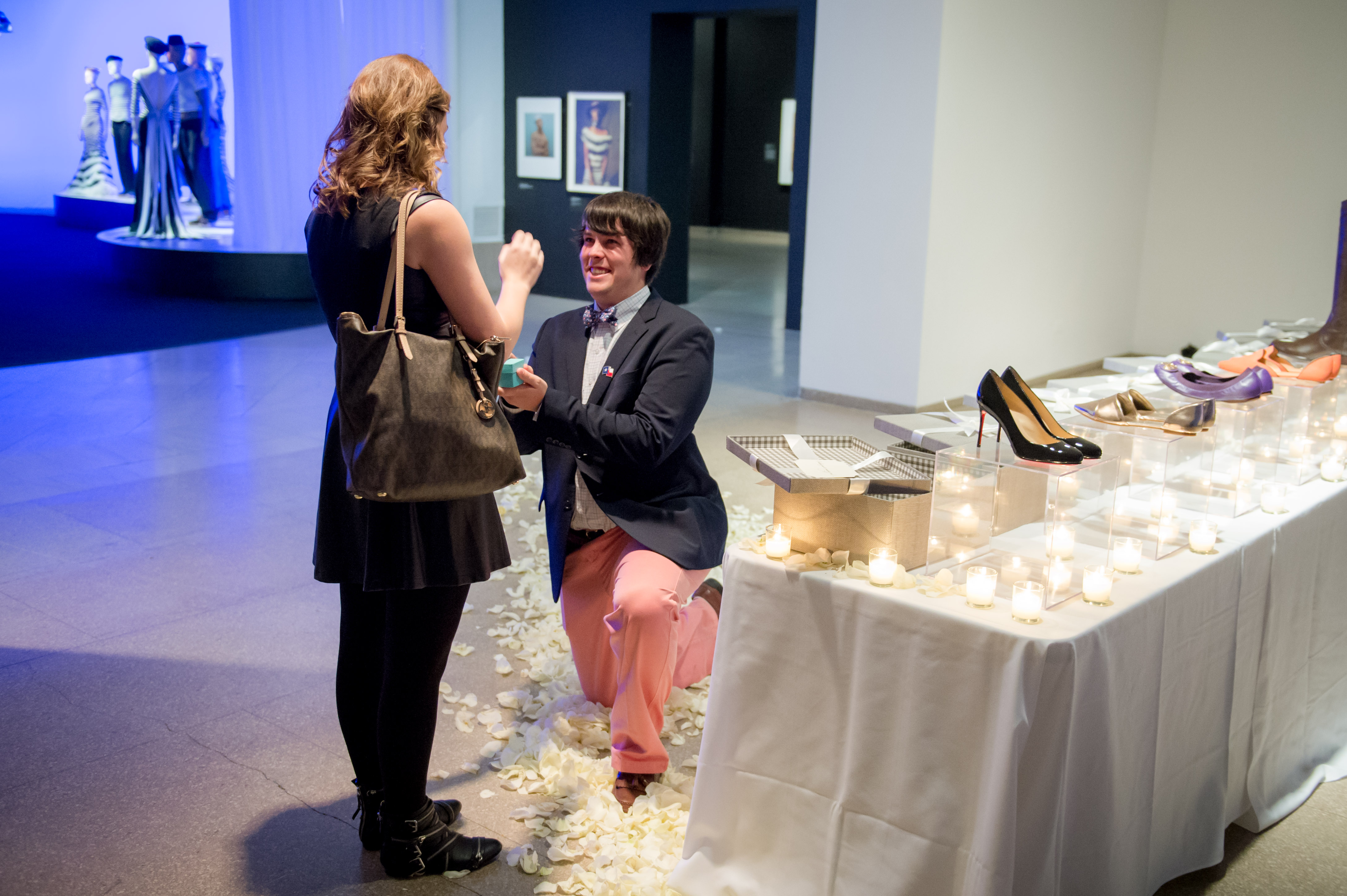 Image 7 of Kelcie and Bo | A Shoe Lover's Dream Proposal
